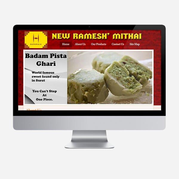 New Ramesh Mithai