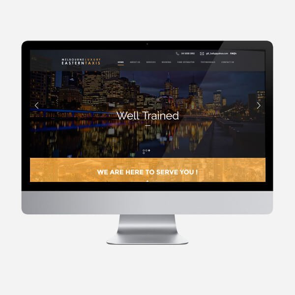 Melbourne Luxury Eastern Taxis